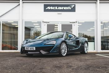 McLaren 570GT Coupe  3.8 Automatic 2 door (2017) image